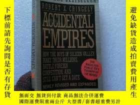 二手書博民逛書店Accidental罕見Empires( 英文原版 ) 大32開