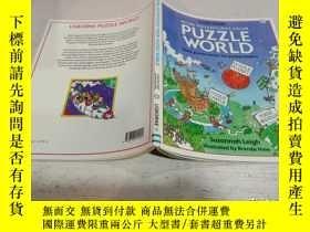 二手書博民逛書店MORE罕見ADVENTURES FROM PUZZLE WORLD《更多冒險從益智世界》Y200392