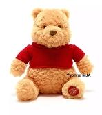 *Yvonne MJA* 美國 迪士尼 Disney 限定正品 小熊維尼95週年 限量版 娃娃