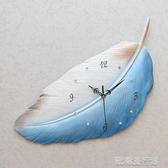 【快出】掛鐘 家用客廳時尚鐘錶現代北歐掛鐘簡約創意時鐘靜音個性大氣掛錶