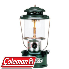 【Coleman 美國 290氣化大雙燈】 CM-0290JM000/汽化燈/氣化燈/露營燈/適野營/釣魚/野外探險