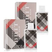 BURBERRY BRIT FOR HER 風格女性淡香精(5ml)X2