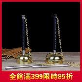 雙十二狂歡購純銅可伸縮引磬引罄引慶銅磬佛教佛堂用品