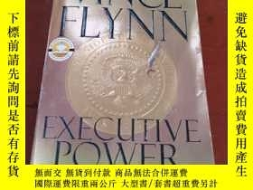 二手書博民逛書店Executive罕見Power【英文原版】Y23807 Vince Flynn Pocket Star Bo