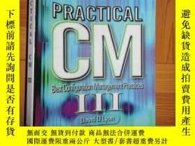 二手書博民逛書店Practical罕見CM III: Best Configuration Man... 【詳見圖】Y2553