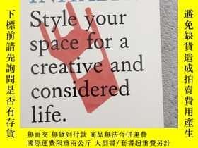 二手書博民逛書店Do罕見Inhabit: Style Your Space fo