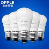 led燈泡e14e27超亮照明大小螺口螺旋暖白節能燈10只裝lamp球泡 DF 萌萌小寵 免運