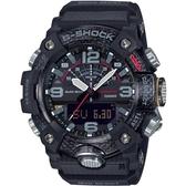 CASIO 卡西歐 G-SHOCK 藍牙 碳纖維手錶(GG-B100-1ADR) 溫度/高度/氣壓