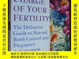 二手書博民逛書店Taking罕見charge of your fertility