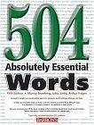 二手書博民逛書店 《Barron's 504 Absolutely Essential Words》 R2Y ISBN:0764128159│Bromberg