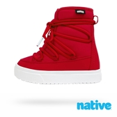 native 大童鞋 CHAMONIX 小漫步靴-熱力紅