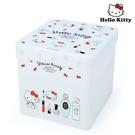 【SAS】日本限定 三麗鷗 HELLO KITTY 凱蒂貓 小物分隔收納盒 / 儲物盒 / 收納箱 / 美妝用品收納盒