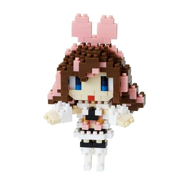 《Nano Block迷你積木》CN-09 Charanano 絆愛 A.I.Channel ╭★ JOYBUS玩具百貨