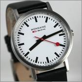 【萬年鐘錶】MONDAINE 瑞士國鐵皮錶 XM-660416
