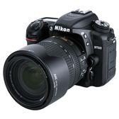 相機遮光罩 HB-32遮光罩D7500m鏡頭配件相機 莎拉嘿幼