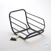 車籃 中置車籃中車藍車筐黑色中框電動車改裝配件儲物T