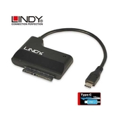LINDY林帝 USB 3.1 Type C 轉 SATA III 轉接器