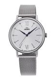 東方錶 ORIENT 經典米蘭帶手錶(RA-QC1702S) 防水/33.8mm