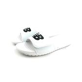 NEW BALANCE SD230WT 輕量 運動休閒拖鞋《7+1童鞋》9378 白色