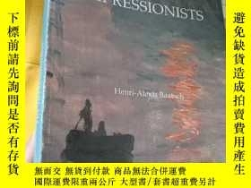 二手書博民逛書店the罕見impressionists henri -alexis baatschY10445 the imp