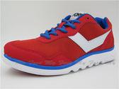 My Foot〔PONY﹞男款 SPLASH系列 用雙腳挑逗世界 透氧O2慢跑鞋〈紅色〉01543M1SF65RD