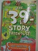 【書寶二手書T1/原文小說_G5I】The 39-Story Treehouse: Mean Machines & Mad…