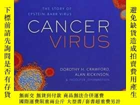 二手書博民逛書店Cancer罕見Virus: The Discovery Of
