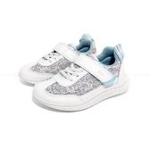 《7+1童鞋》中童 日本IFME 機能輕量 運動鞋 D496 白色