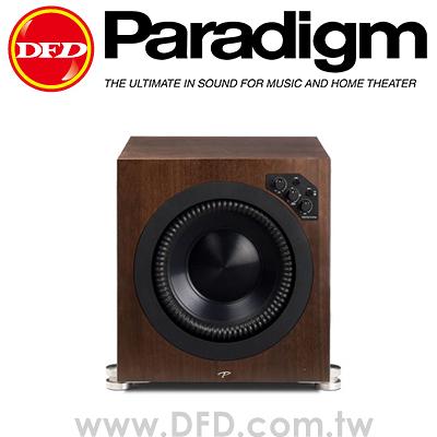 加拿大 Paradigm Prestige 2000SW 主動式超低音喇叭 核桃木 光澤白 公司貨