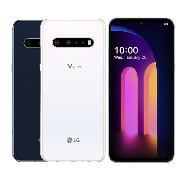 【LG 】V60 ThinQ 5G 藍色(8G/256G) 6.8吋 智慧型手機 Android 手機