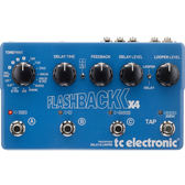 【敦煌樂器】tc electronic Flashback X4 效果器