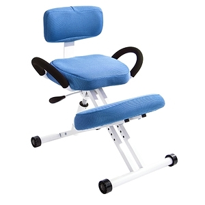 GXG 機能工學 跪姿椅 TW-457C (水藍)