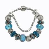 串珠手環-唯美優雅水晶飾品時尚氣質女配件73kc410【時尚巴黎】