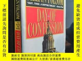 二手書博民逛書店Allan罕見Folsom Day of Confession