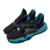 adidas 籃球鞋 D.O.N. ISSUE #1 STAR WARS 黑 藍 女鞋 大童鞋 星際大戰 光劍 【PUMP306】 FU7156