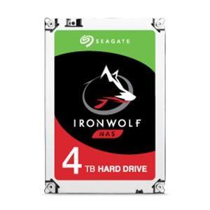【綠蔭-免運】Seagate那嘶狼IronWolf 4TB 3.5吋 NAS專用硬碟 (ST4000VN008)