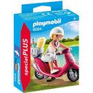 playmobil 海邊餐點外送員_PM09084