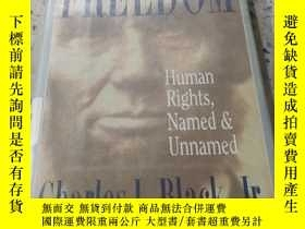 二手書博民逛書店A罕見NEW Birth of FREEDOM:自由的新生(外文