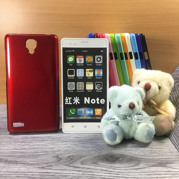 ◎大都會保護殼 MIUI Xiaomi 小米 紅米Note / 小米3 保護殼 TPU 軟殼 閃粉 矽膠殼 手機殼 背蓋