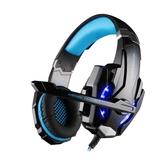 電腦遊戲耳機頭戴式電競絕地求生吃雞耳麥單孔帶麥 沸點奇跡
