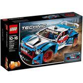 【LEGO 樂高積木】Technic系列-拉力賽車 LT-42077