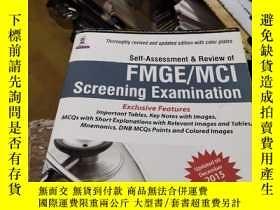 二手書博民逛書店Self-Assessment罕見& Review Of FMG