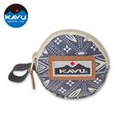 【西雅圖 KAVU】Coinkydink 時尚小物 | 零錢包 藍色頭巾 #9016