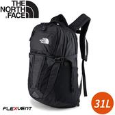 【The North Face 31L Recom 後背包《黑》】3KV1/多功能後背包/電腦書包/可容15吋筆電