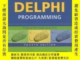 二手書博民逛書店Introducing罕見Delphi Programming: Theory Through Practice-