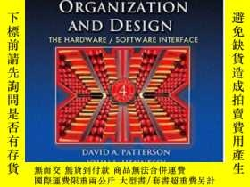 二手書博民逛書店Computer罕見Organization And DesignY364153 David A. Patte