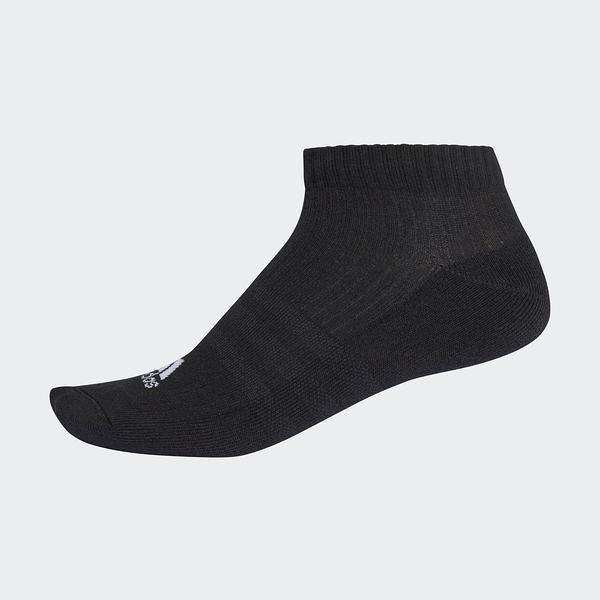 Adidas 3S PER N-S HCP1 [AA2283] 踝襪 短襪 透氣 舒適 彈性 厚底 黑