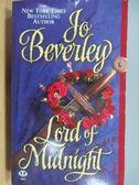 【書寶二手書T8/原文小說_MDV】Lord of Midnight_Jo Beverley