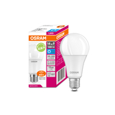 歐司朗14W LED超廣角LED燈泡-節能版-4入組白光4入組