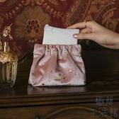 衛生巾收納包姨媽巾便攜包衛身巾棉月事隨身袋子【極簡生活】
